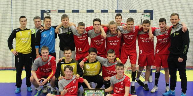 Zwycięstwo drużyny chłopców w Puławach